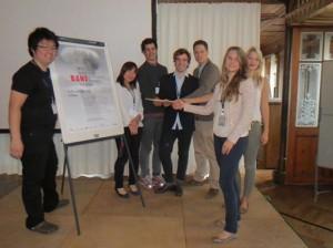 Participants at the Heiden symposium