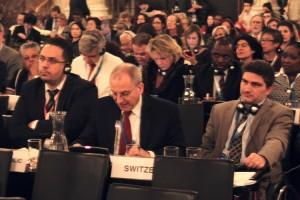 Amb. Benno Laggner, Vienna, 9 December 2014