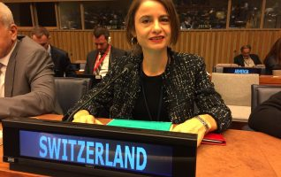 Switzerland at UNGA71