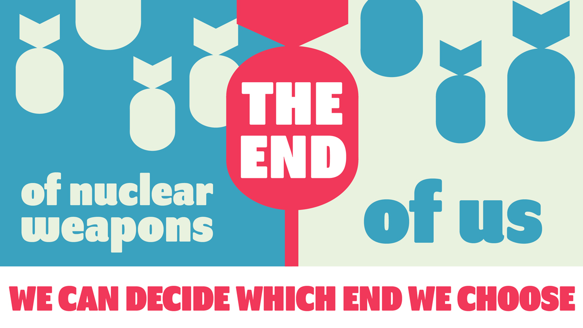We can decide which end we choose