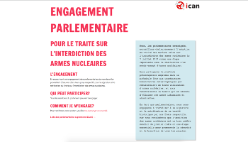 Engagement parlementaire